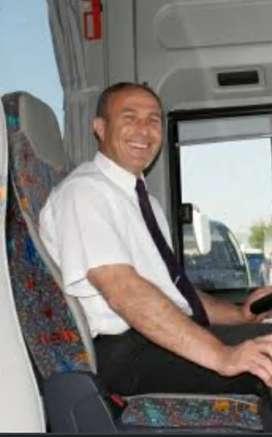 Conductores de bus con experiencia interprovincial