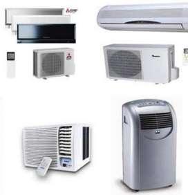 Instalación de Aire Condicionado