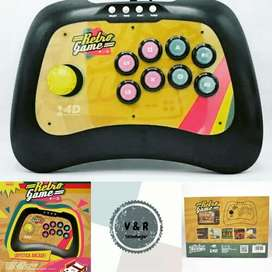 Joystick Retro Game