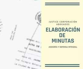 Abogados Loja Ecuador ELABORACION DE MINUTAS