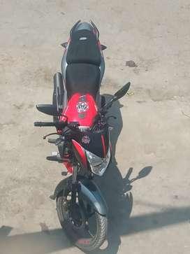 moto Semi Nueva Pulsar bajaj Ns - 125 en VENTA