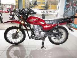 MOTO SENKE SK150-2B desde