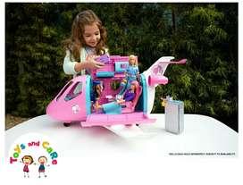 Nuevo Original Avión de sueños de Barbie