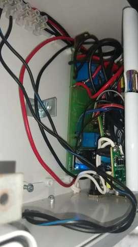 Se presta servicio de mantenimiento he instalación de cámaras de seguridad y alarmas