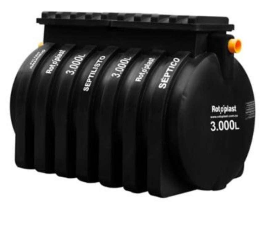 Pozo Séptico Integrado 3000 Lt 0