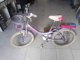 bicicleta monark niña