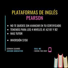 Plataformas De Inglés Pearson