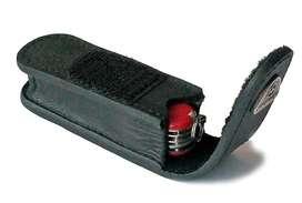 Estuche en cuero cinturon navaja victorinox suiza mediana