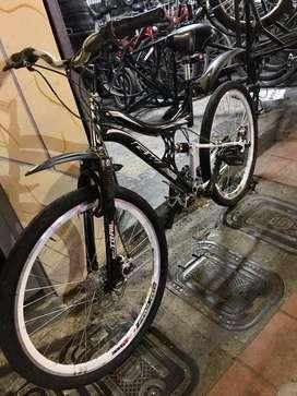 Bicicleta GW Dione 8.4