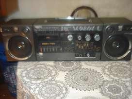 Radiograbador Bombox Goldstar Bigston Tsr955 Unico No Envio