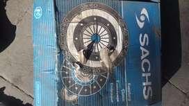 Volante, vimasa, placa y disco de Bora