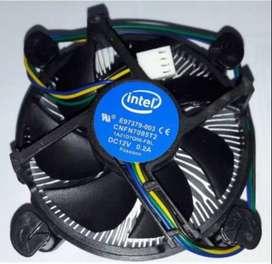 Disipador de calor para pc/Cooler Intel  LGA 1155-usado
