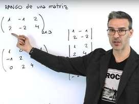 Profesores de Matemáticas y Física para todos los niveles