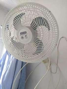 Se vende ventilador para empotrar marca Samurai