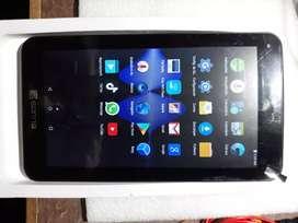 """Tablet gonna 7"""" en caja film en pantalla hoy $2.800"""