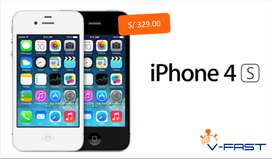 IPHONE 4s .