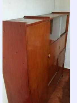Mueble vajillero aparador modular organizador despensero