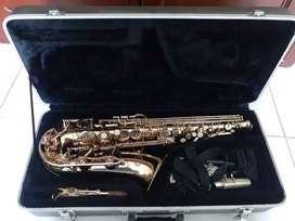 Se vende saxofón alto
