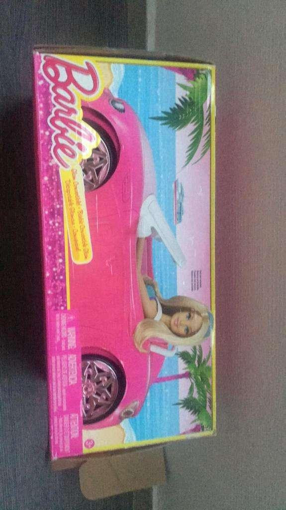 Como nuevo carro de la barbie 0