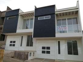 Se vende hermosa vivienda nueva ubicada en la barrió el Cundy, zona de alta valorización, sector tranquilo