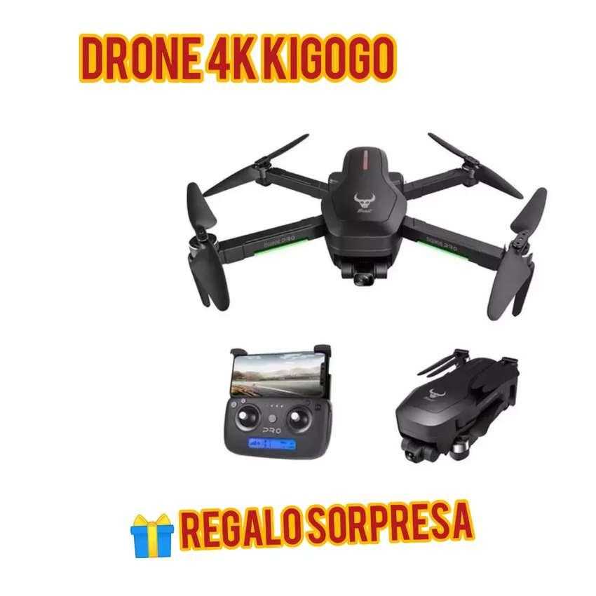 Drone 4K kigogo