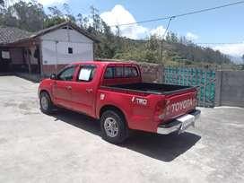 Vendo Camioneta doble cabina