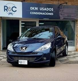Peugeot 207 Compact XS 1.4L 5ptas `12 - 64.000km - Excelente estado!!