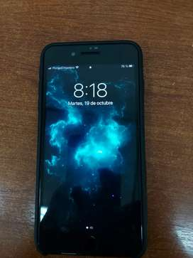 Iphone 7 plus de 256 gb precio negociable