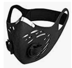 Mascara Anti Polución