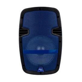 Cabina Portatil 8 Pulgadas Activa Audio Sound