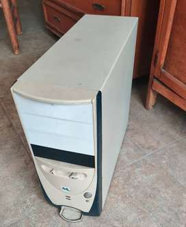 Vendo PC de escritorio P4 2GB DDR 120GB+80GB Gefore FX 5500