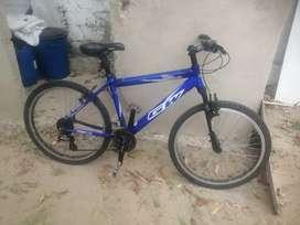 Bicicleta aluminio GW