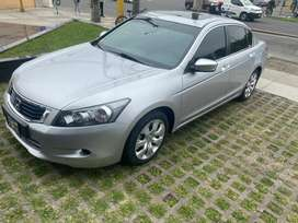 Honda Accord versión EXL full