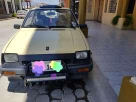 Se vende Suzuki corsa 1 año 1989