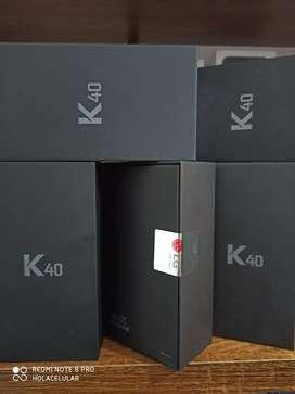 LG K40  NUEVOS