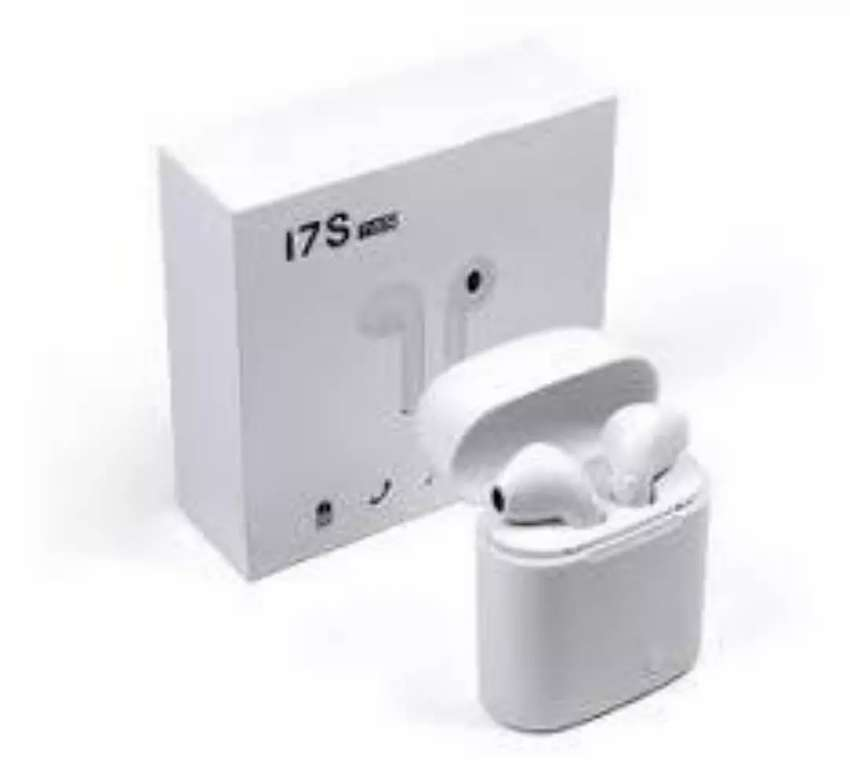 AIRPODS I7 Tws (auriculares bluethooth) 0