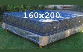 Queen size 160x200 NUEVO
