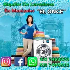 Alquiler de lavadora Manizales