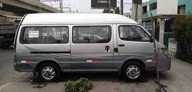 Ocasión Vendo Minibus Combi Jinbei año 2008
