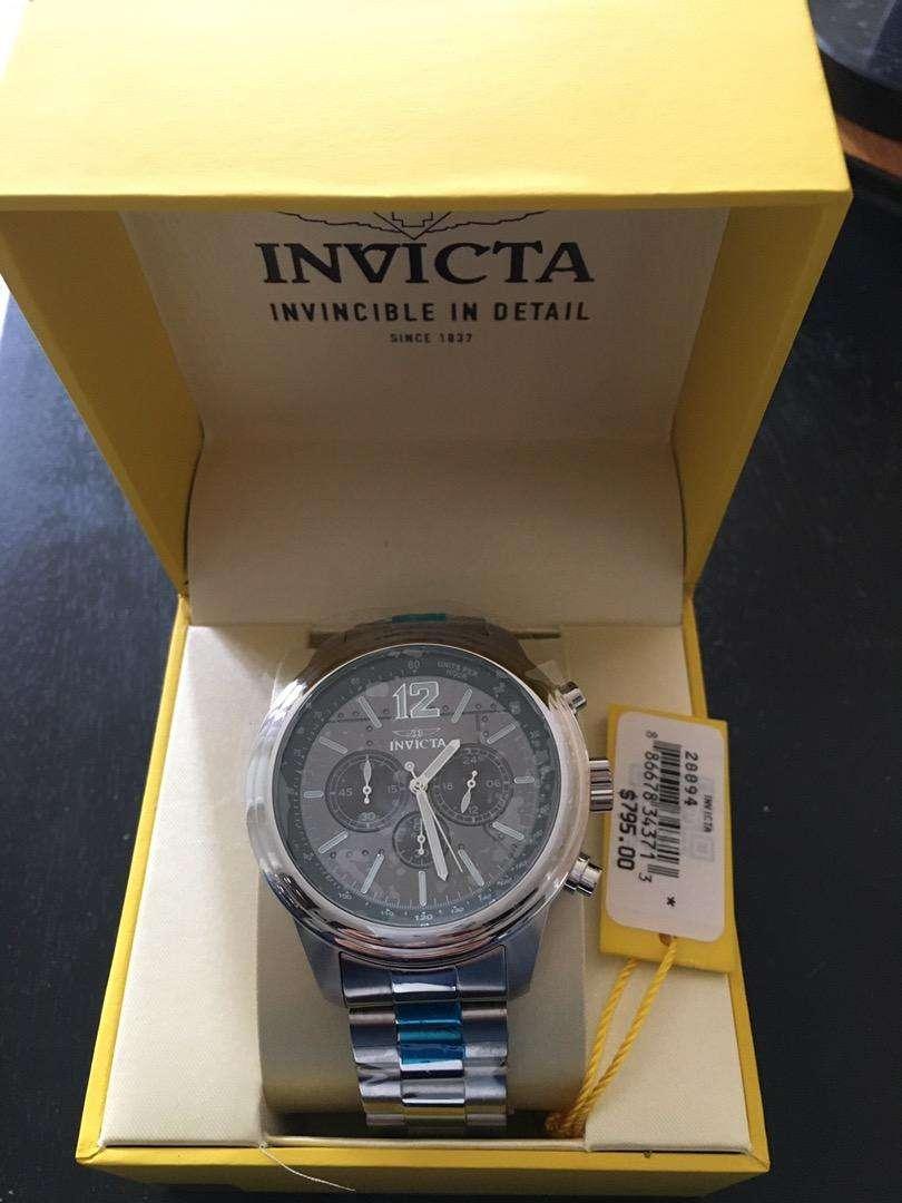 Reloj Invicta Aviator 0