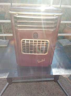 antigua estufa a kerosene Sutil