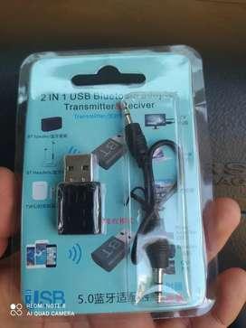 Receptor Bluetooth USB auxiliar