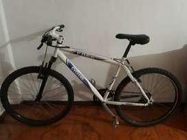 Bicicleta rin26, componentes shimano