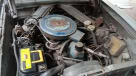 Ford falcon 83 con gnc