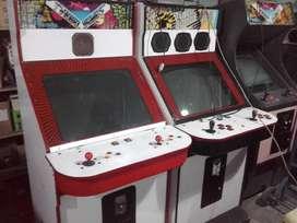mueble arcade vacio