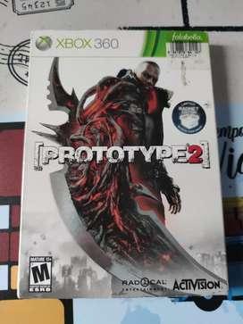 Juego Prototype 2 Original Xbox-360 Cambio por otro artículo
