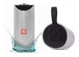 Parlante Bluetooth Agua Estilo Jbl Usb Sd Radio Fm Charge 2