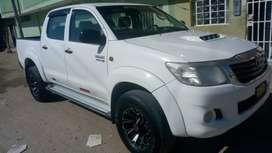 Camioneta Hilux 4x4