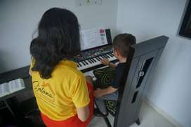 Clases de piano - organeta en Bucaramanga