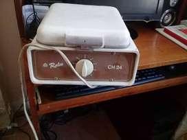 centrifuga para microhematocritos. Rolco CH 24